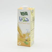 Al Rabie Soya Drink With Vanilla 1 L
