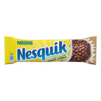 Nestlé Nesquik Chocolate Breakfast Cereal Bar 25g