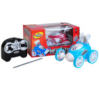 Toy Time Remote Control Car Mini Stunt Kom