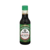 Kikkoman Soy Sauce Lite 295ML