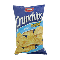 Lorenz Crunchips Salted X-Cut 85g