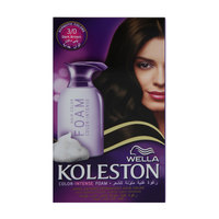 Wella Koleston Color Intense Foam Dark Brown 3/0