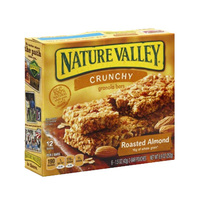Nature Valley Bars Almond 42GR X 6