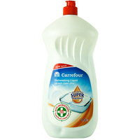 Carrefour Dishwashing Liquid Antibacterial 1.2L