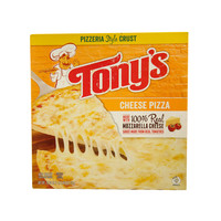 Tony's Cheese Pizzas 535g