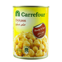 Carrefour Chick Peas 400g