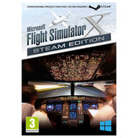 PC Microsoft Flight Simulator X Steam Edition
