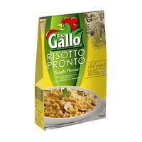 Riso Gallo Risotto Pronto Porcini Mushroom 175 g