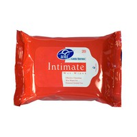 Uni Lady Intimate Wet Wipes 20 Towels