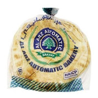 Al -Arz Arabic Bread  Large Lebanese Bread 540g
