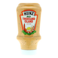 Heinz Rich Thousand Island Salad Dressing 400ml