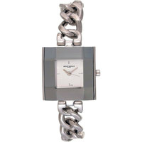 Mount Royale Women's Watch White Dial Stainless Steel Band-20112