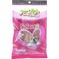 Jerhigh Dog Snack Salami 100g
