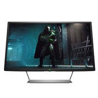 إتش بي شاشة كمبيوتر بافيليون 3BZ12A إتش دي آر للألعاب حجم 32 إنش لون أسود