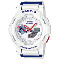 Casio Baby G Women's Analog/Digital Watch BGA-180-7B2