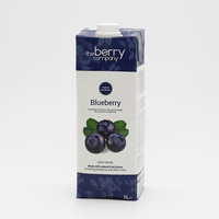 The Berry Company Drink Blueberry 330 ml