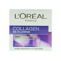 L'OREAL Collagen Re-Plumper Day Cream 50 Ml