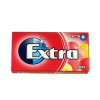 Extra Gum Fruit With Envelope 27GR