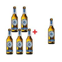 Warsteiner Dark Beer 33CL 5 + 1 Free