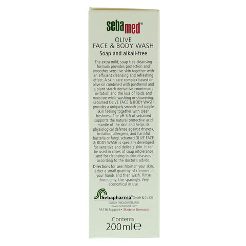 Sebamed-Olive-Face-&-Body-Wash-200ml