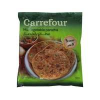 Carrefour Mix Vegetable Paratha 400g