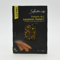 Carrefour Smoked Salmon With Dill 100 g