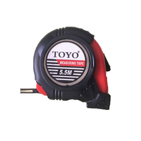 Toyo Measuring Tape Meter 5.5M*25MM