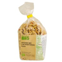 Carrefour Bio Organic Mix For Vegetarian Ragu 120g