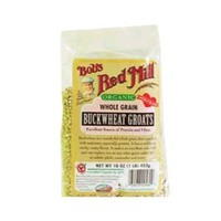Bob's Red Mill Buckwheat Groats Organic Gluten Free 453GR