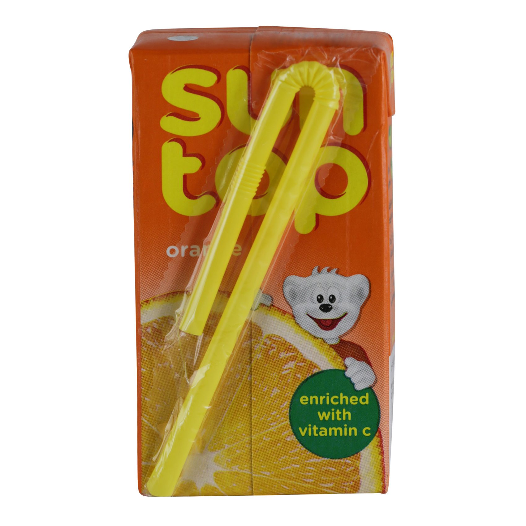 SUNTOP ORANGE 125 ML