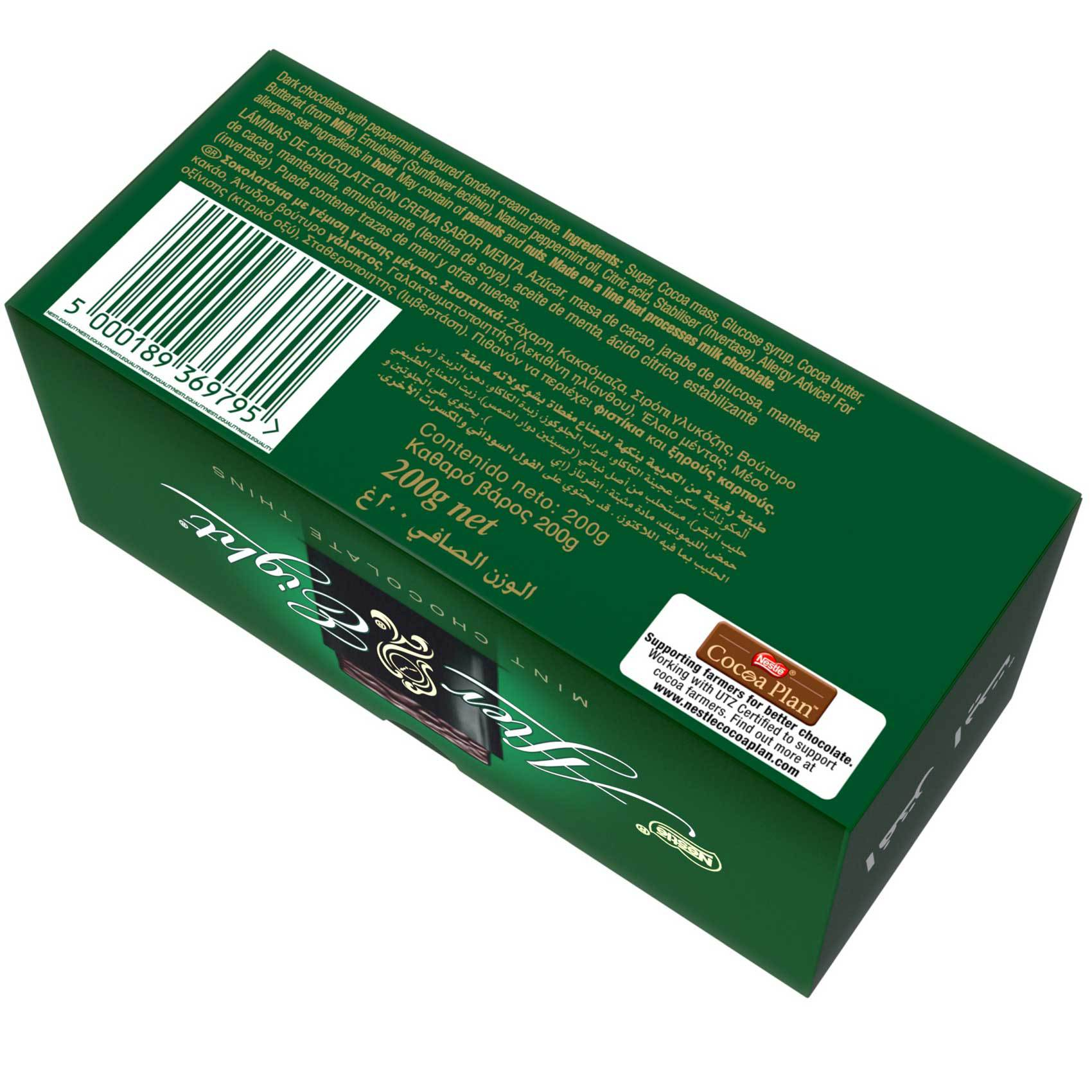 NESTLE AFTER EIGHT 200GR