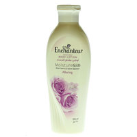 Enchanteur Moisture Silk Alluring Perfumed Body Lotion 250ml