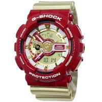 Casio G-Shock Men's Analog/Digital GA-110CS-4A