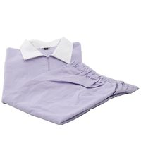 Tendance's Housemaid Uniform 2pc Purple Medium