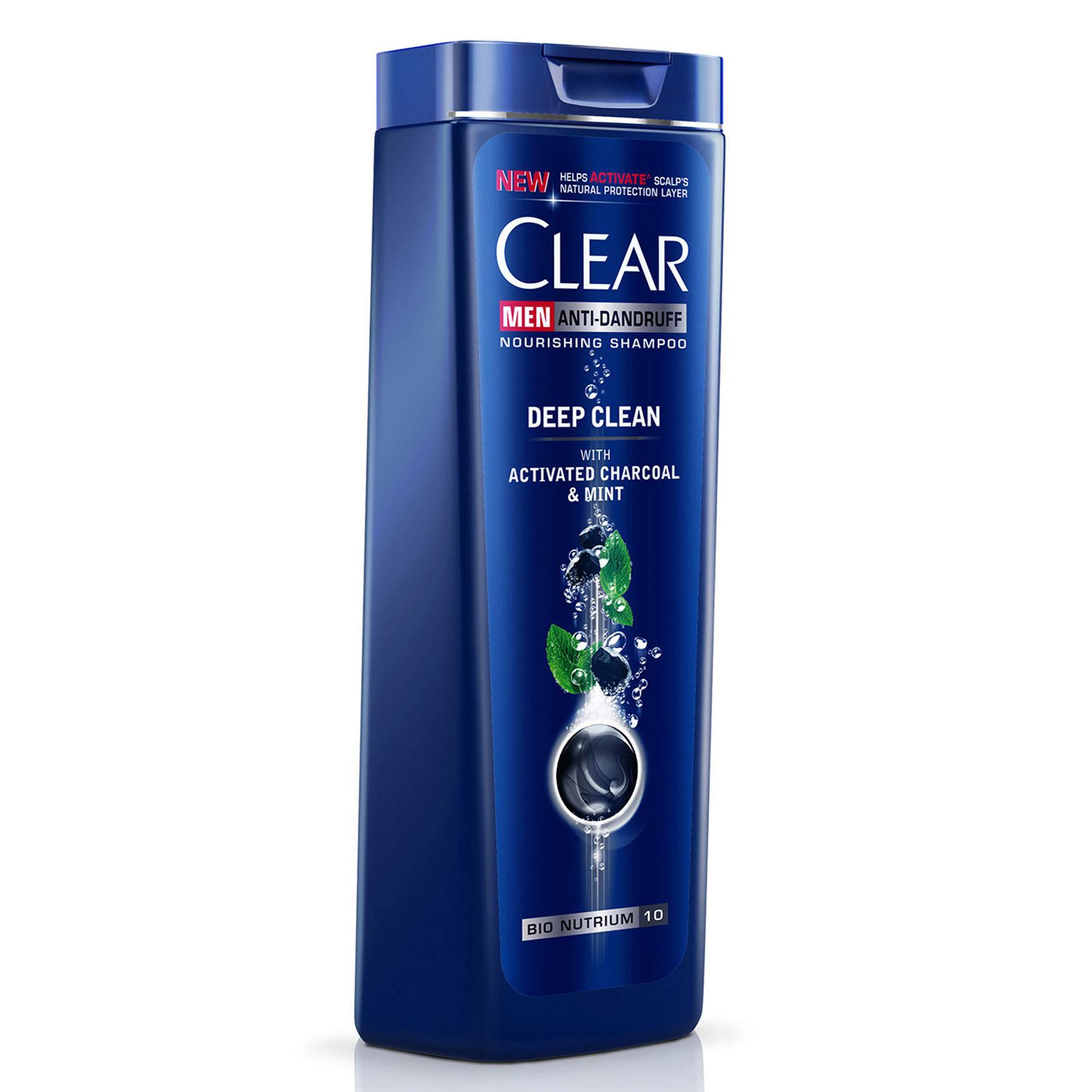CLEAR SHAMP DEEP CLNSE 200ML