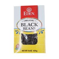 Eden Organic Black Beans 454g