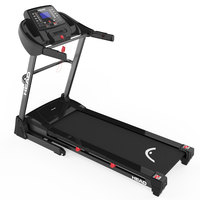 HEAD Motorized Treadmill 2HP