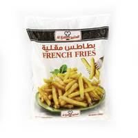 Al Kabeer French Fries 2.5 Kg