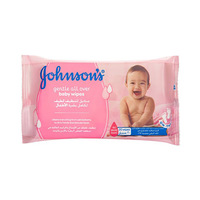 Johnson's Wipes Gentle Cleansing 20 Sheets