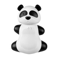 Flipper - Fun Animal Panda Toothbrush Holder - Flr-Fa-Pnd