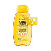 Garnier Ultra Doux Shampooing Chamomile And Flower Honey 700ML 17%