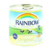 Rainbow Original Evaporated Milk 160ml