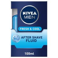 Nivea Men After Shave Fluid Fresh & Cool 100ml