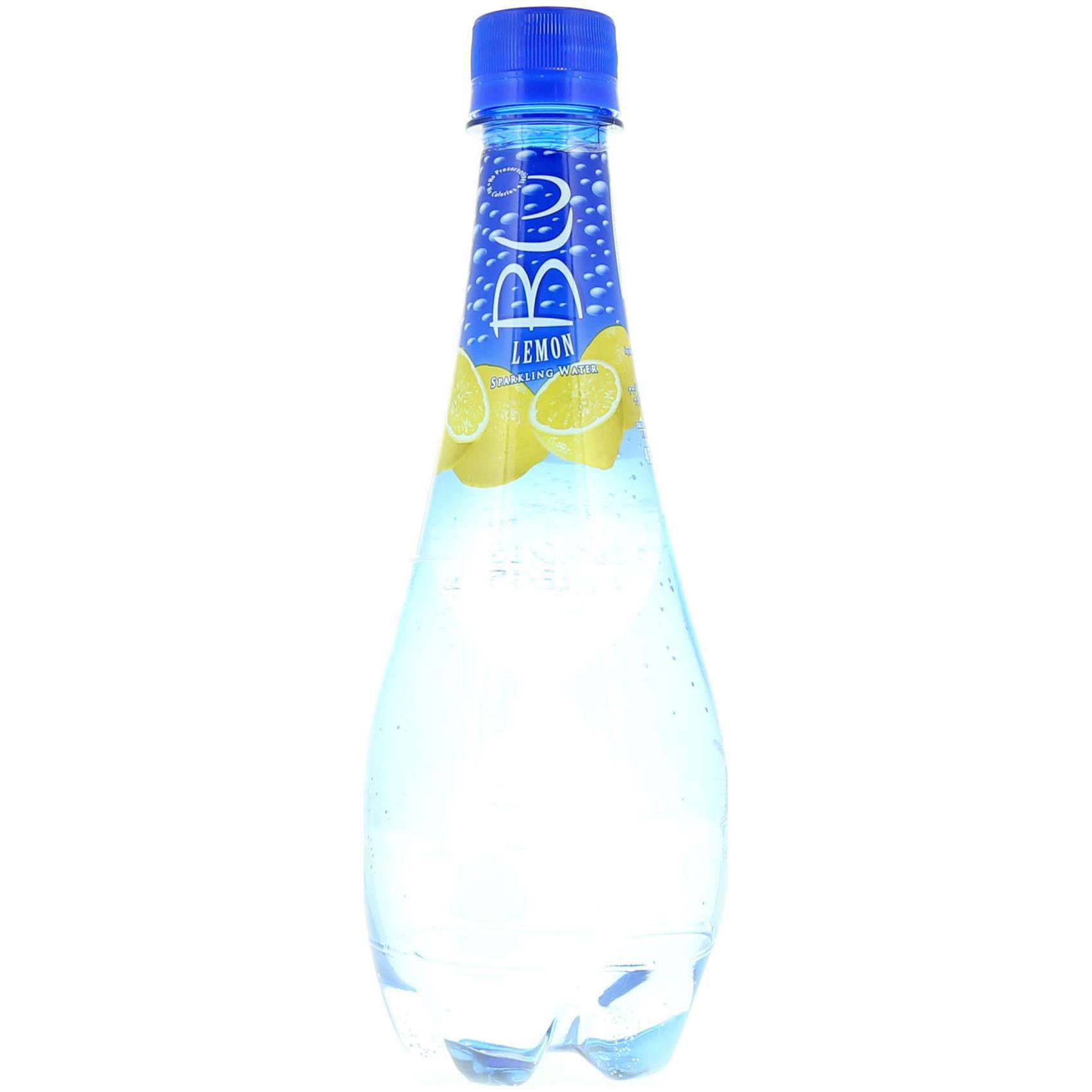 OASIS BLU SPARK WATER LEMON 450ML