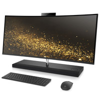 """HP All In One PC Envy Curved 34-B000ne i7-7700 16GB RAM 1TB Hard Disk 256GB SSD 4GB Graphic Card 34"""""""