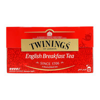 Twinings Goldline English Breakfast Tea Bag 25's