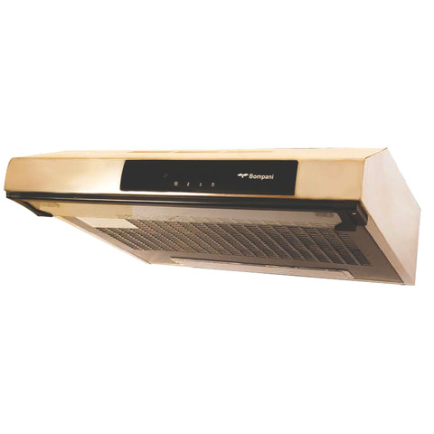 Bompani-Built-In-Chimney-Hood-Steel-F60-ST-60Cm