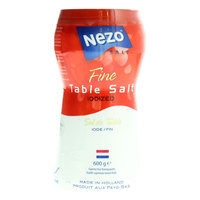 Nezo Fine Table Salt 600g