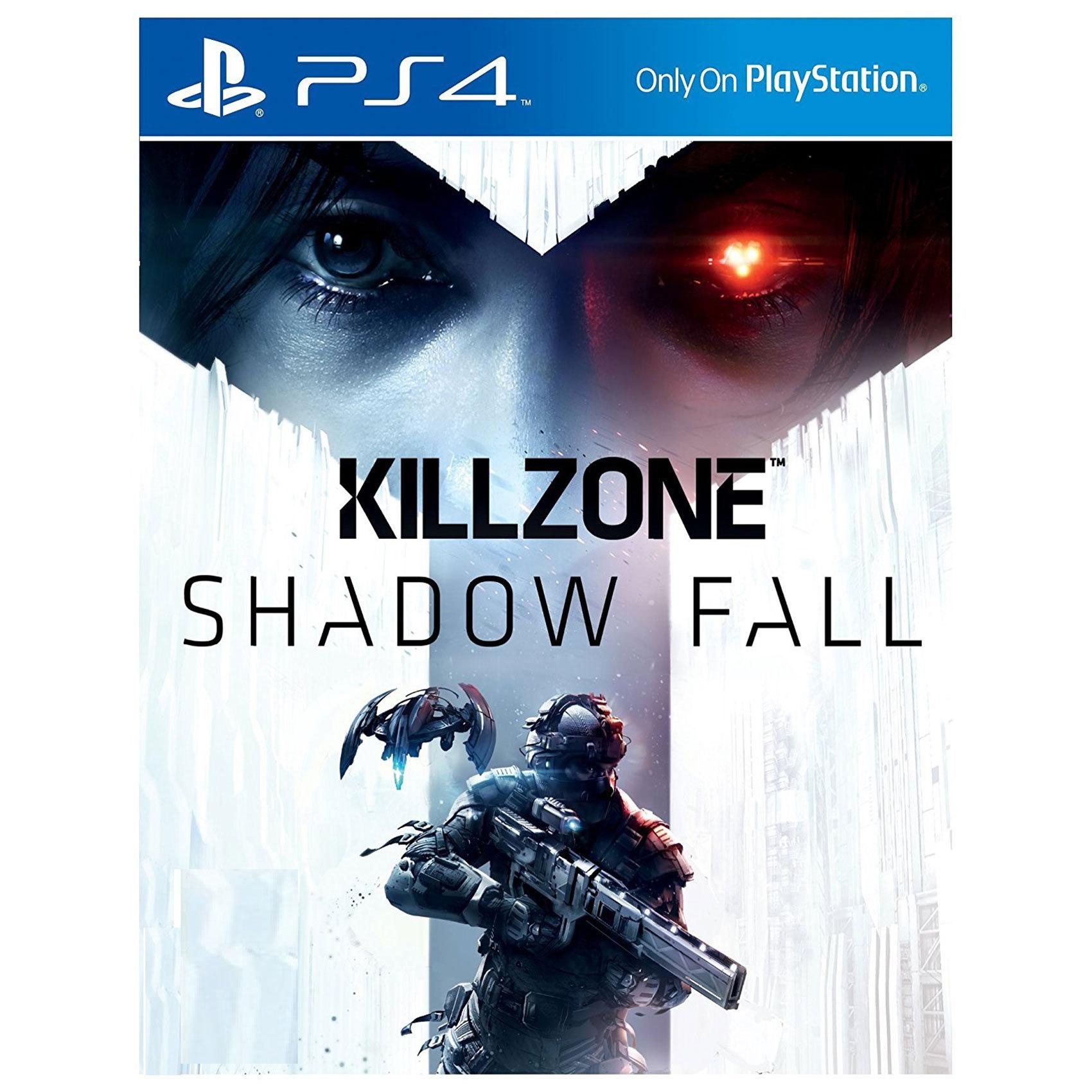 SONY PS4 KILLZONE SHADOWFALL