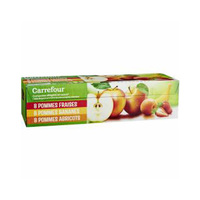 Carrefour Mashed Fruits Dessert 100GR X 4